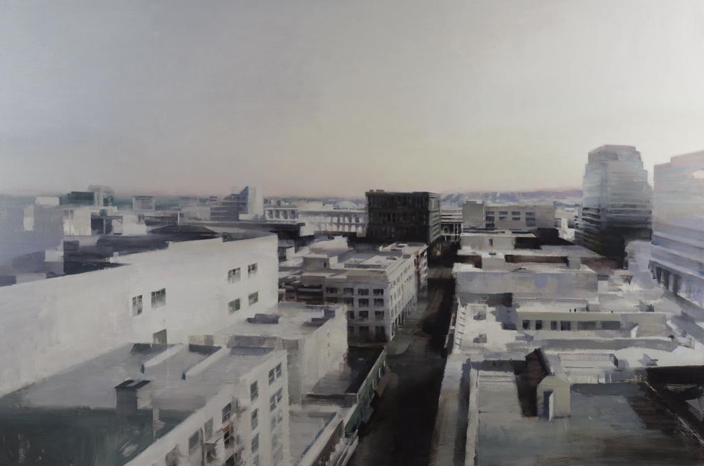 Architectural Memories by Kim Cogan