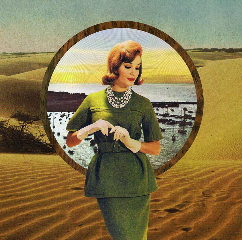 Vintage Style Collages - Sammy Slabbinck