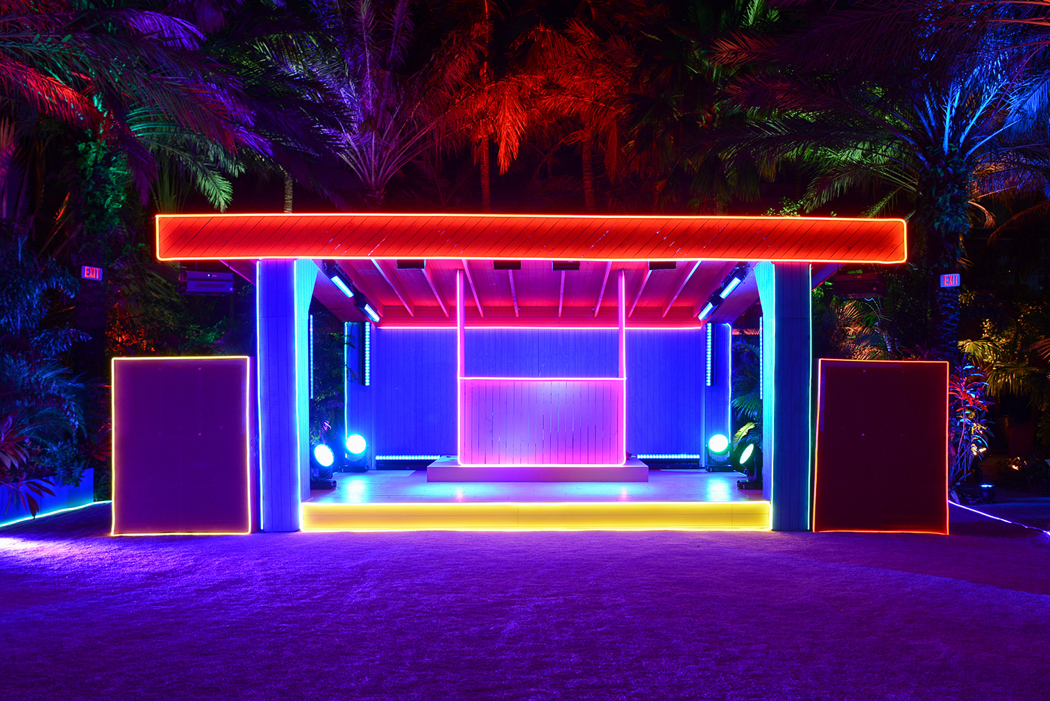 A 3-night-only Club in Miami by Prada and Carsten Holler