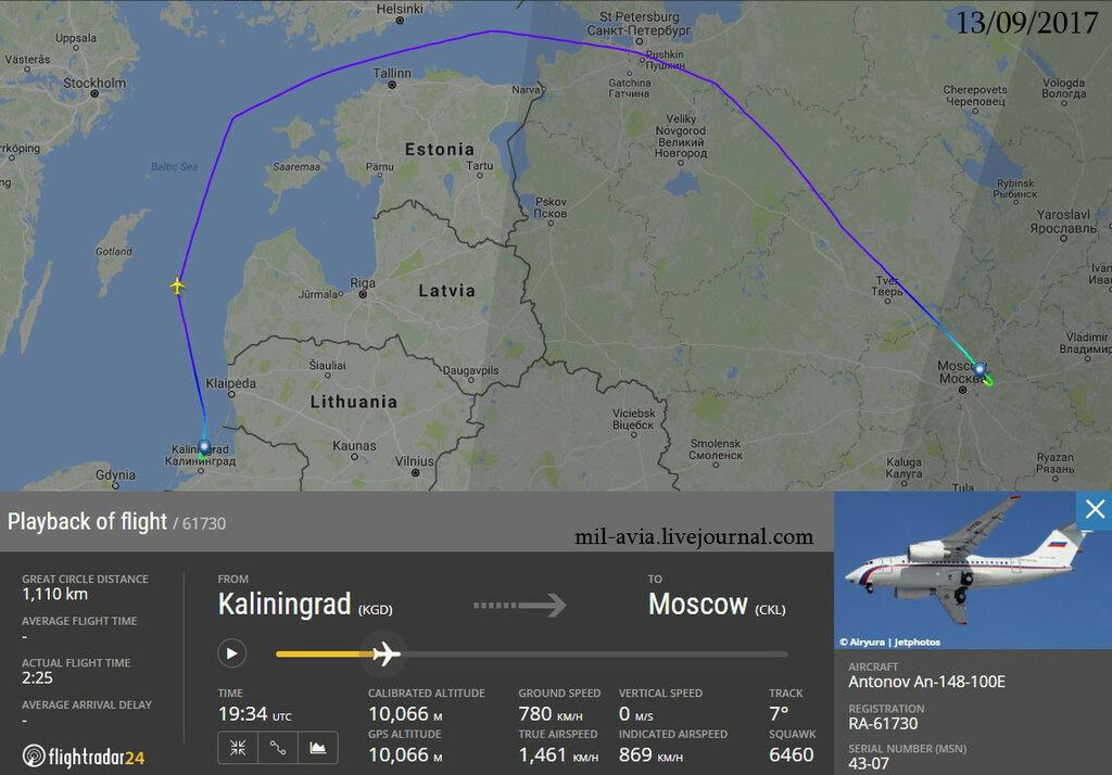 Ан-148-100Е RA-61730