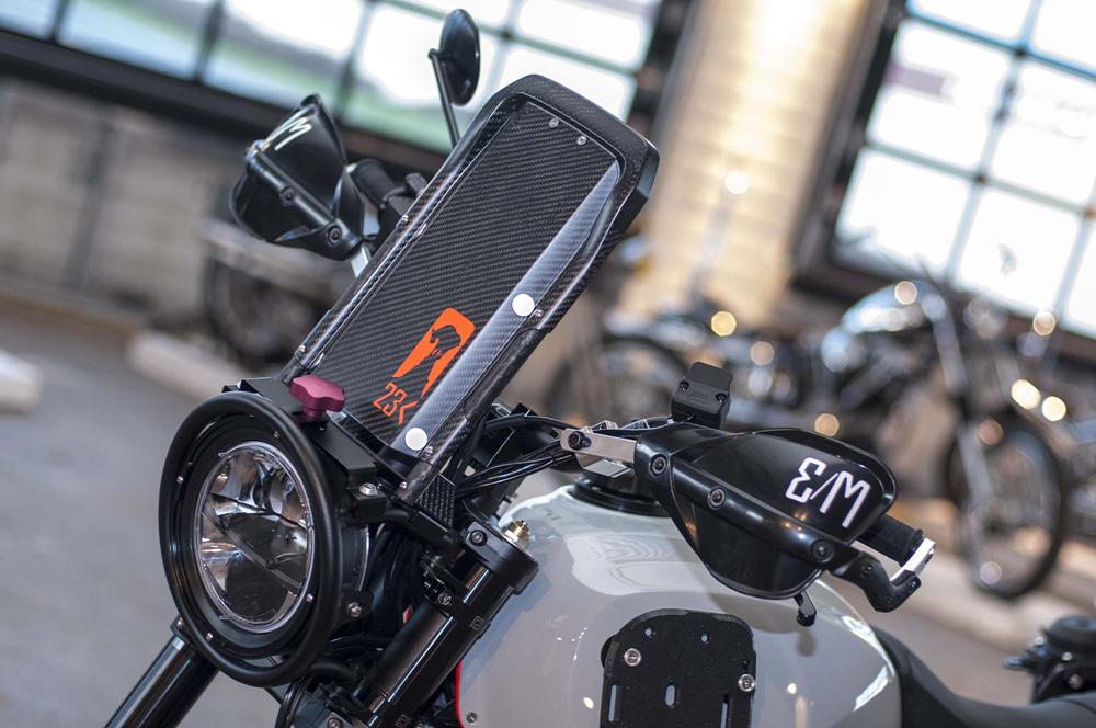 Прототип турэндуро Ducati Desert Sled ADV Alaska