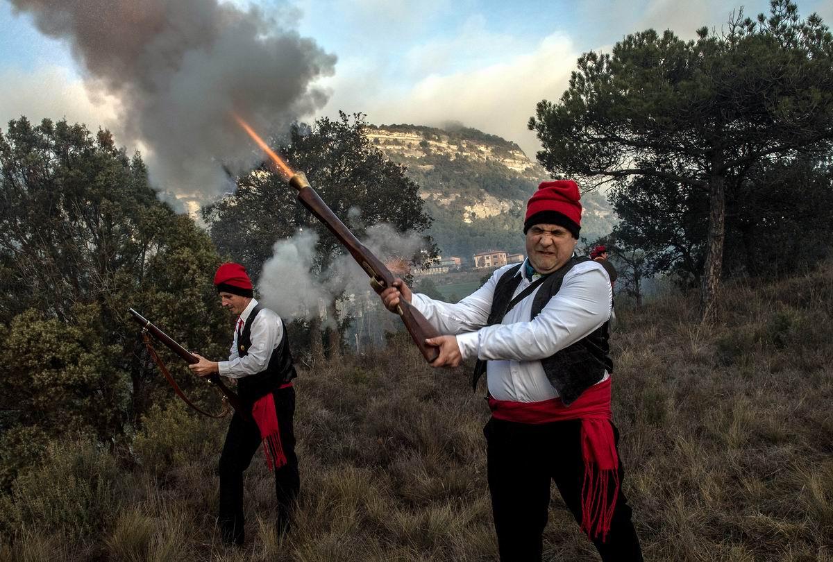 Давай-ка разочек бабахнем!: Испанские мушкетеры во всей своей красе