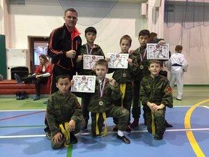 Юные сахалинцы завоевали награды на турнире по армейскому рукопашному бою в Хабаровске