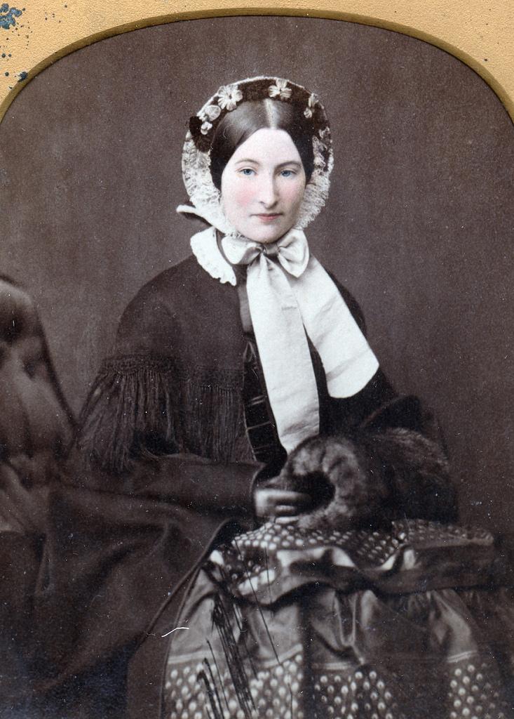 1850. Неизвестная