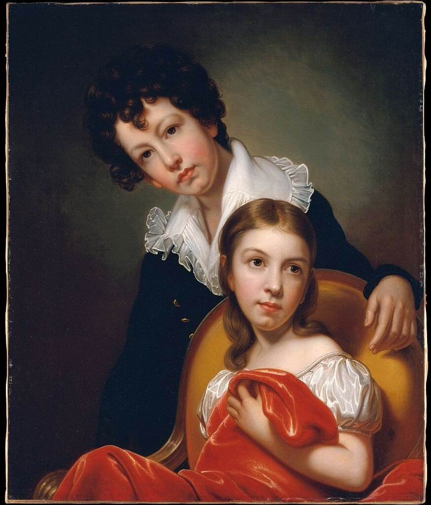 Michael_Angelo_and_Emma_Clara_Peale 1826.jpg