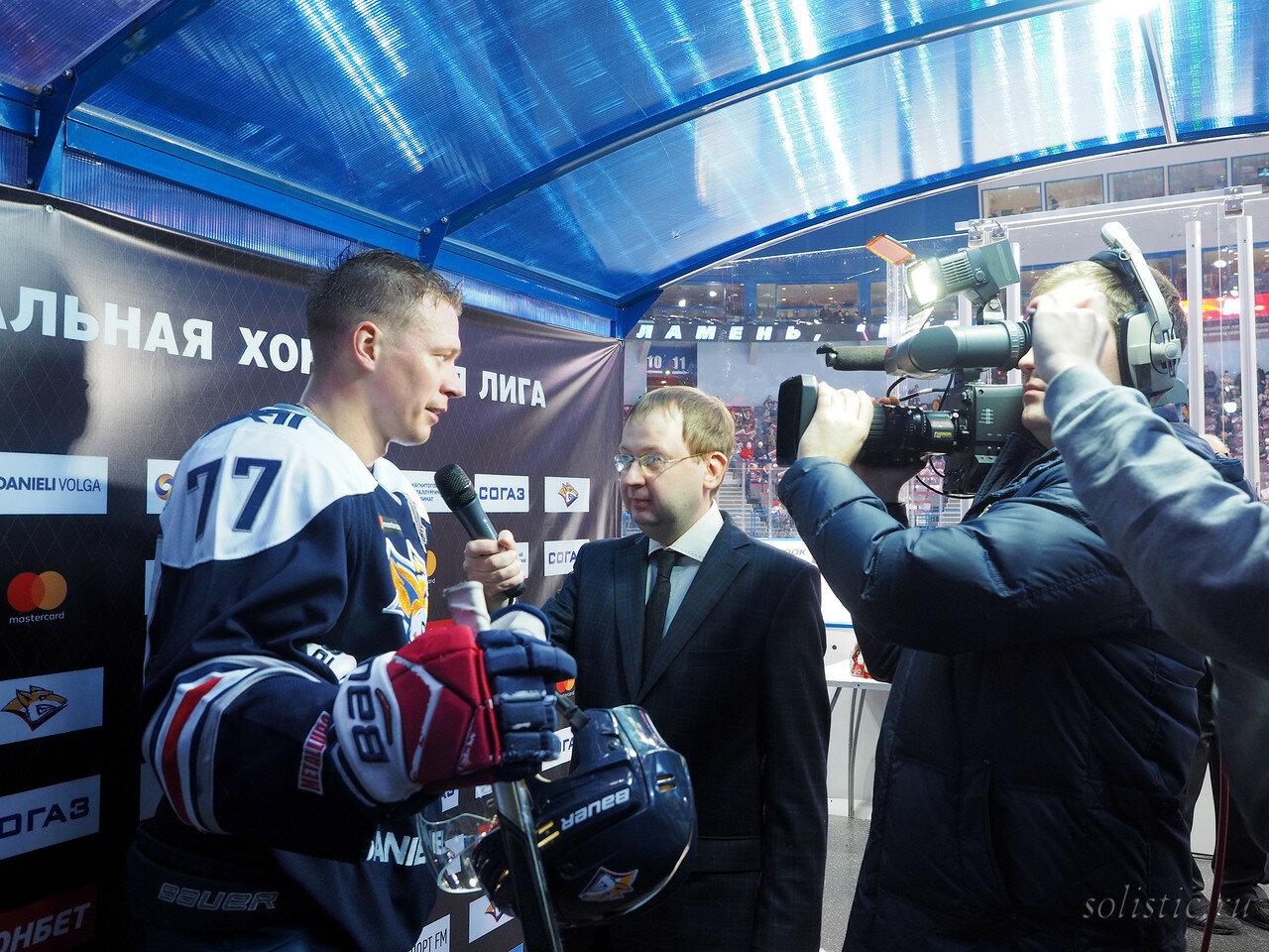 98 Металлург - Локомотив 05.01.2018