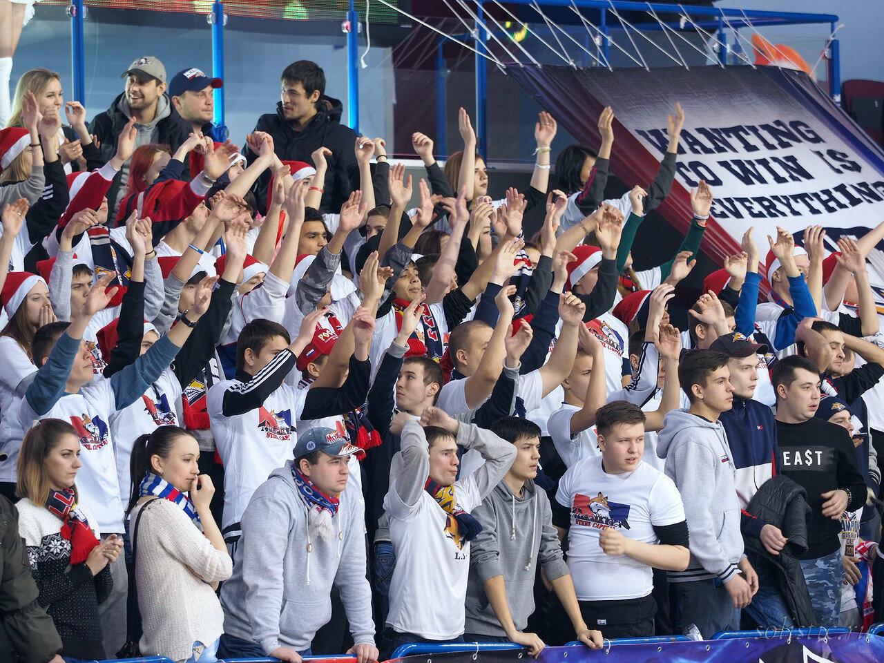 138 Металлург - Локомотив 05.01.2018