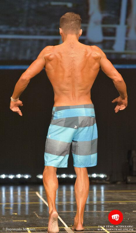 Категория: Пляжный бодибилдинг мастера. Чемпионат и Первенство России по бодибилдингу 2017