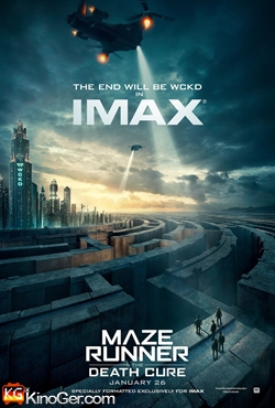 THE MAZE RUNNER: THE DEATH CURE (2017)