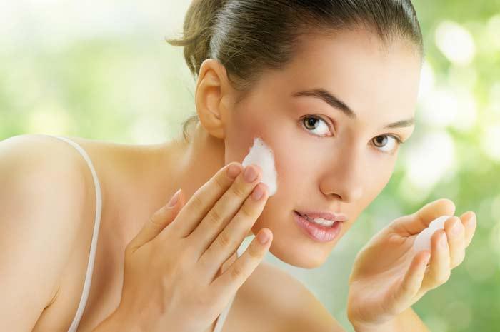 менять крем для лица