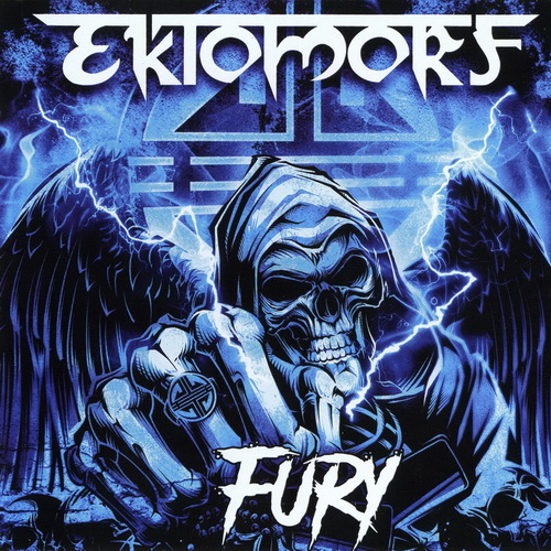 Ektomorf - 2018 - Fury [Fono, FO1336CD, Russia]
