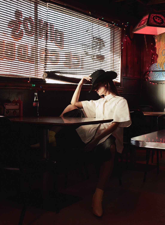Lily Aldridge фото Craig Salmon для V Magazine Spring 2018