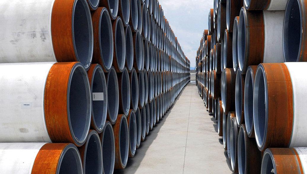 «Газпром» уложил почти половину «Турецкого потока»