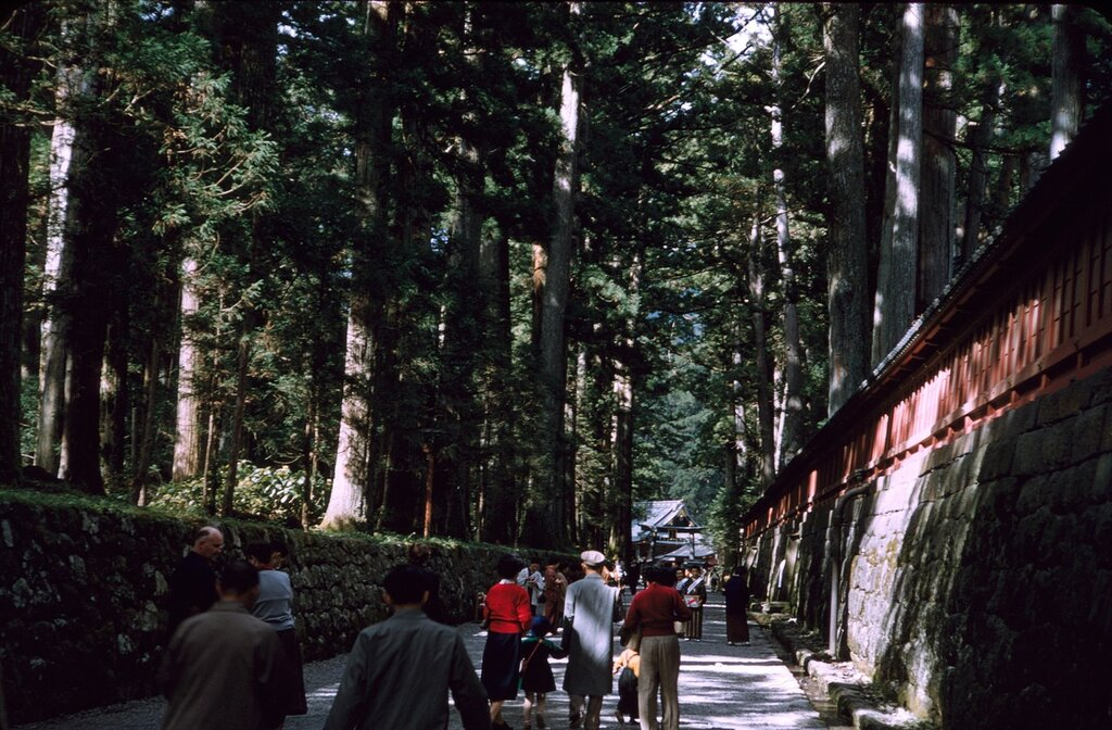Could be Nikko, Japan.