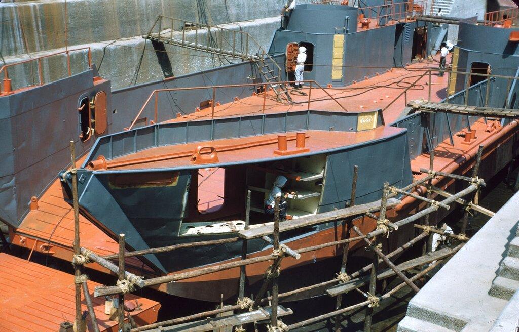 Kyo-K Shipyard, Kure