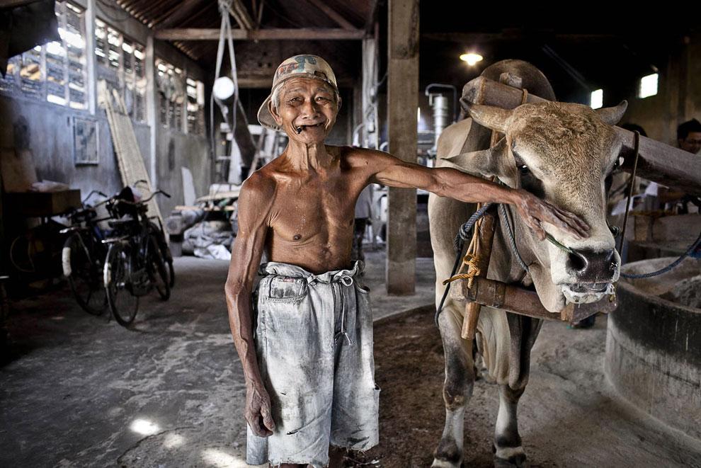 Дровяная печь в действии. (Фото Ulet Ifansasti | Getty Images):