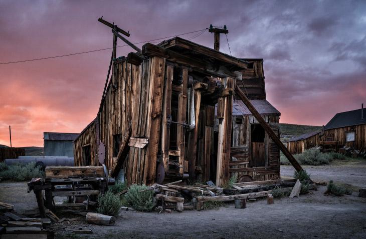 1. В далеком 1859 году некий Уильям Боди обнаружил в горах Сьерра-Невада крупное месторождение золот