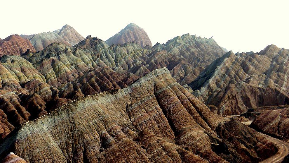 В августе 2010 году шесть районов с ландшафтом Данься, которые находятся в южном Китае, были внесены