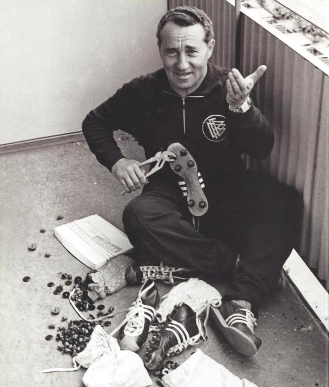 Рудольф Дасслер, 1970-1980-е