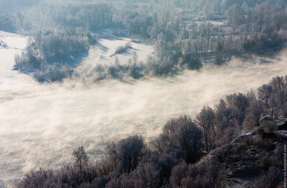 При проектировании Красноярской ГЭС были допущены ошибки в прогнозах экологических последствий. В ча