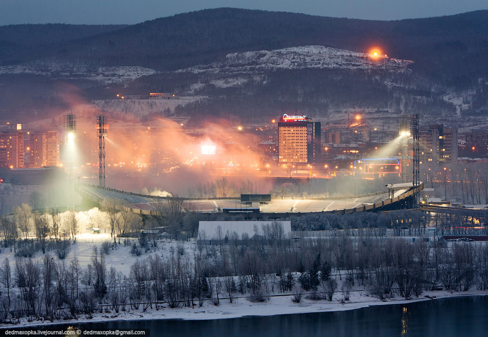 (Фото Вадима Махорова):
