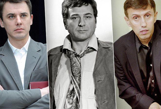 Николай Годовиков       1950−2017       Актер