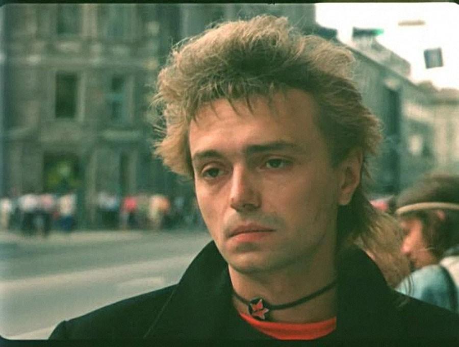 80-е музыканты рок рокеры роли СССР фильмы