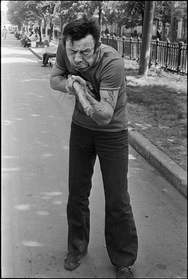 25 эпизодов советской жизни 1970-х от фотографа Владимира Сычева