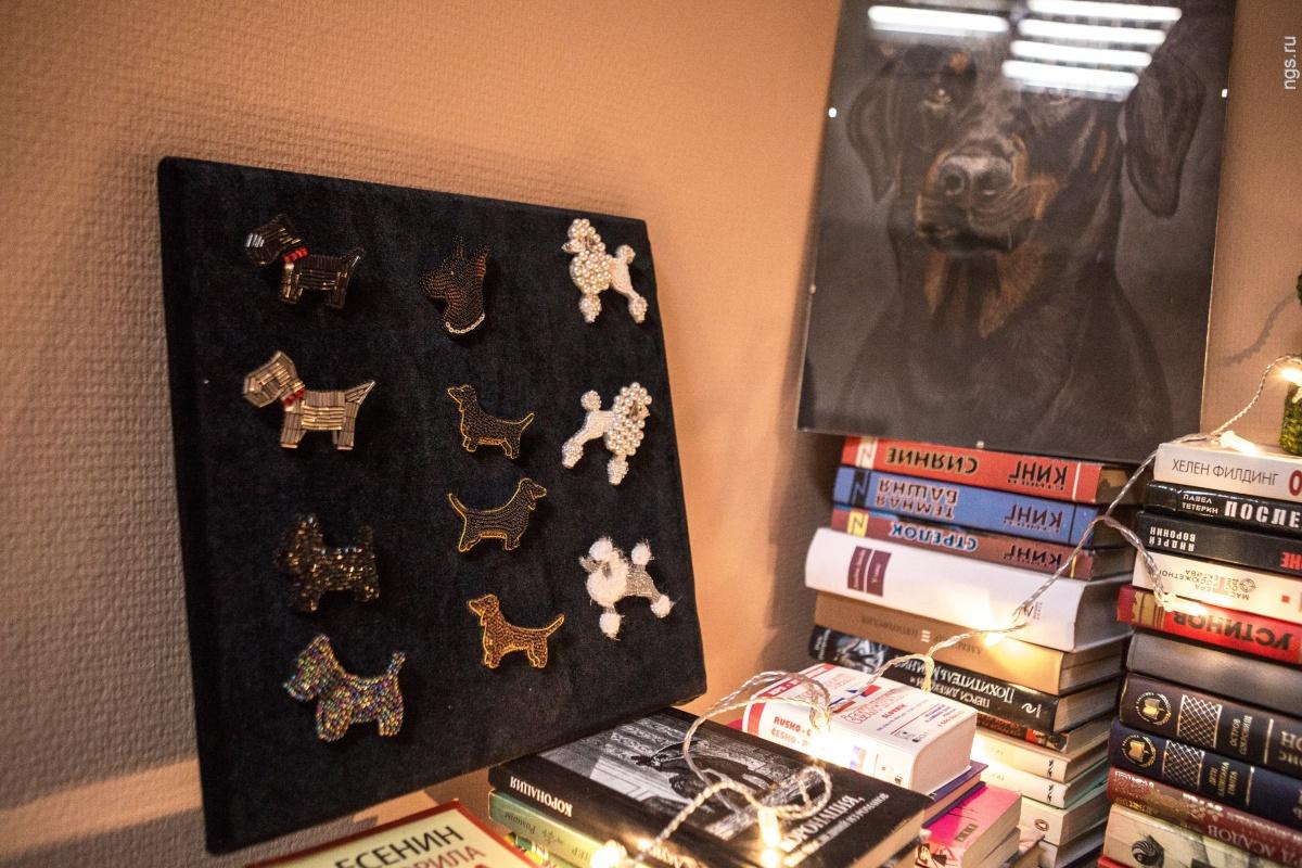 волонтеры кафе Новосибирск собаки