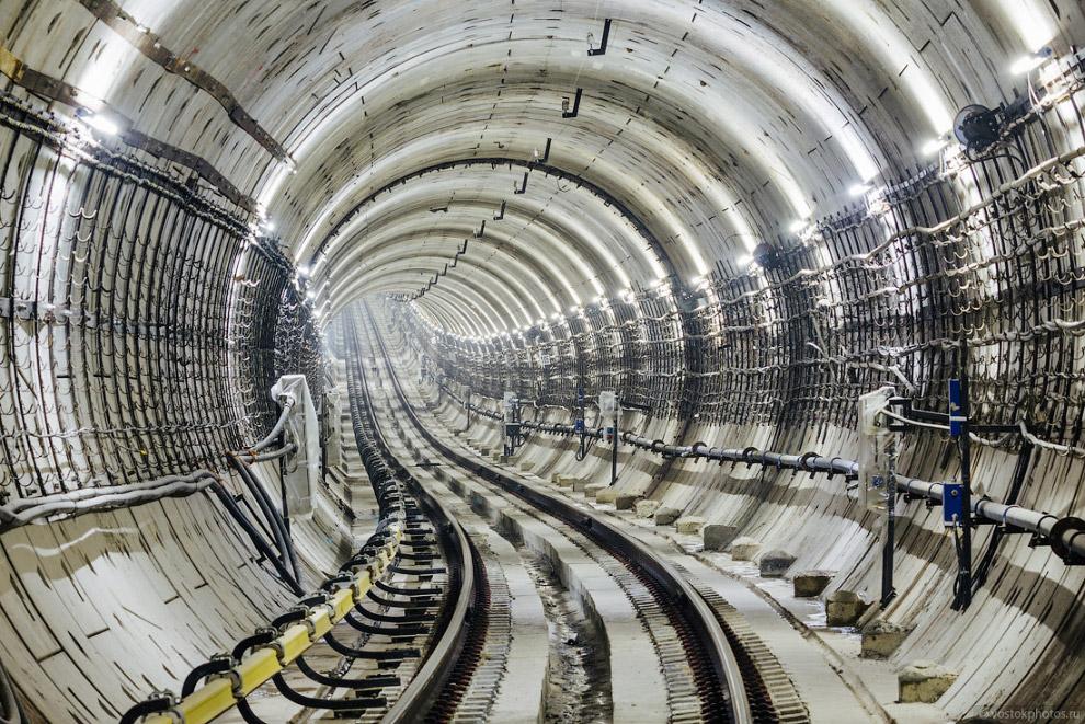 метро Москва московский метрополитен самый большой Другая Россия линия линии