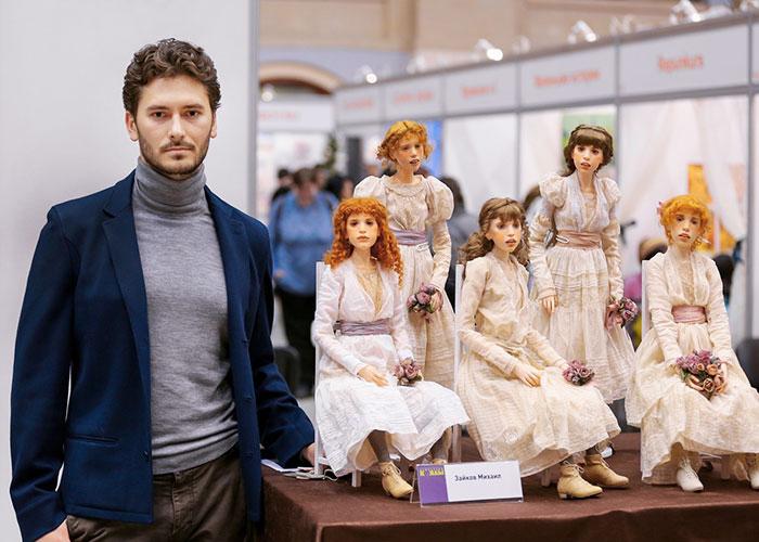 живые куклы Зайков искусство творчество эстетика