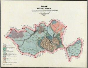 План города Вереи