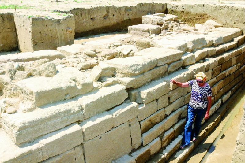 В Дагестане найдена огромная оборонительная стена