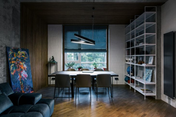 HOMECULT  designed this inspiring modern office interior in Kiev, Ukraine. Take a lo