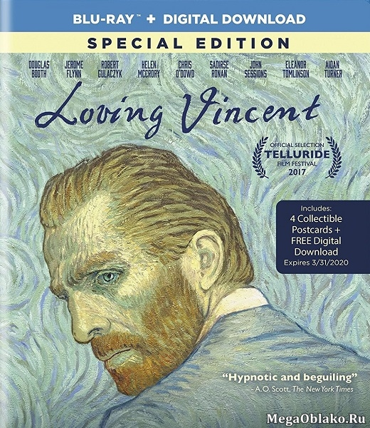 Ван Гог. С любовью, Винсент / Loving Vincent (2017/BDRip/HDRip)