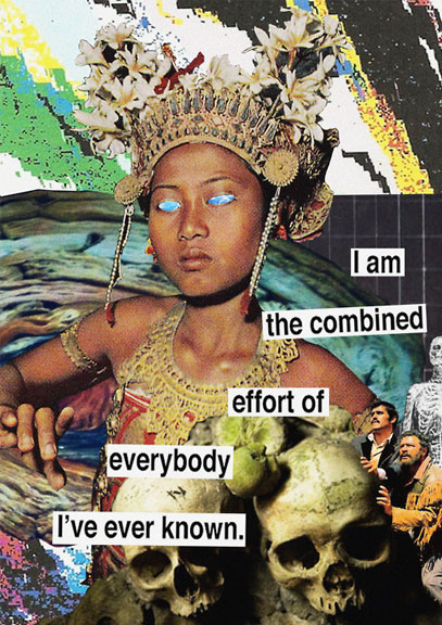 Cur3e - Collage Artist