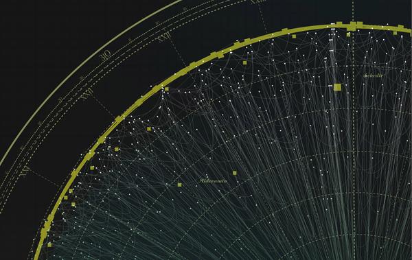 Tatiana Plakhova - Complexity Graphics - Chaos & Structure