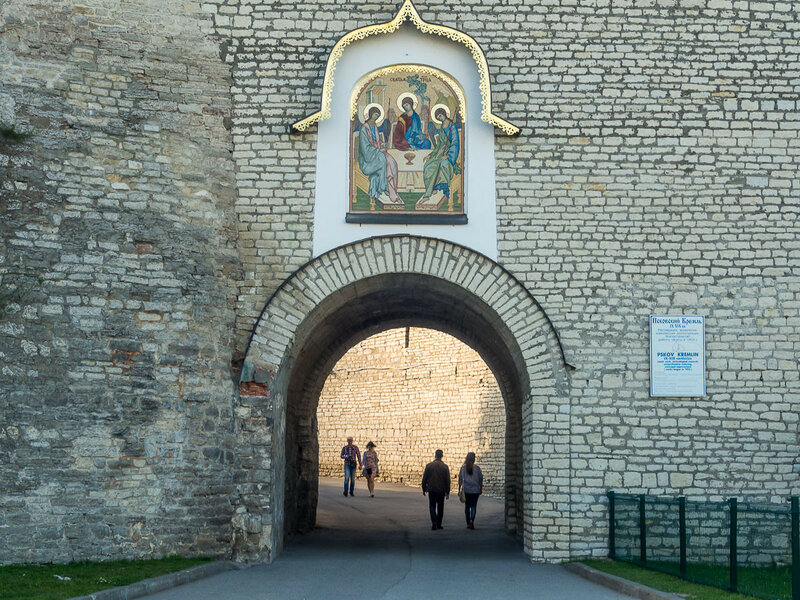 Великие ворота.