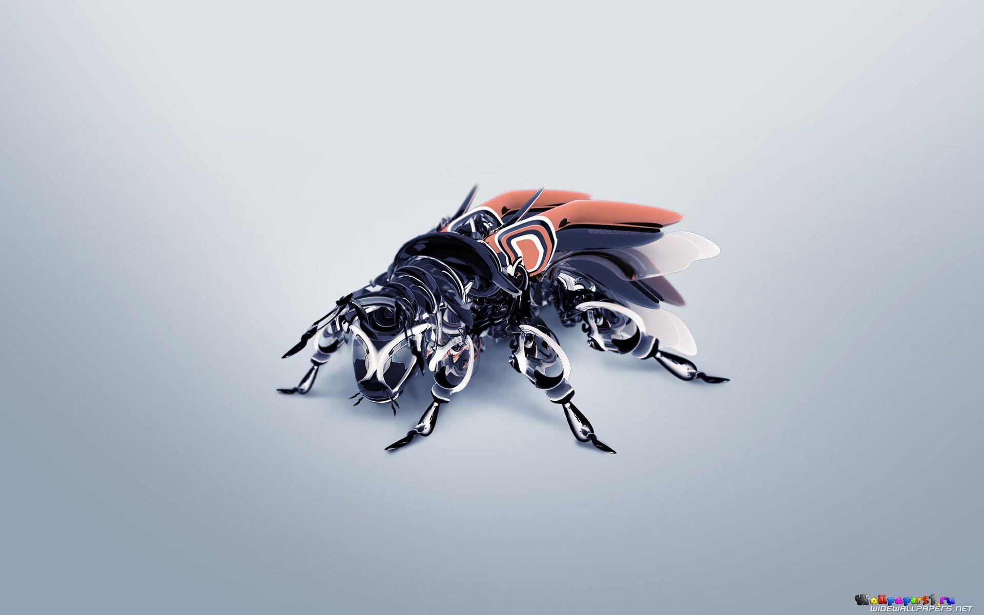 Робот-тигр  № 3606243 бесплатно