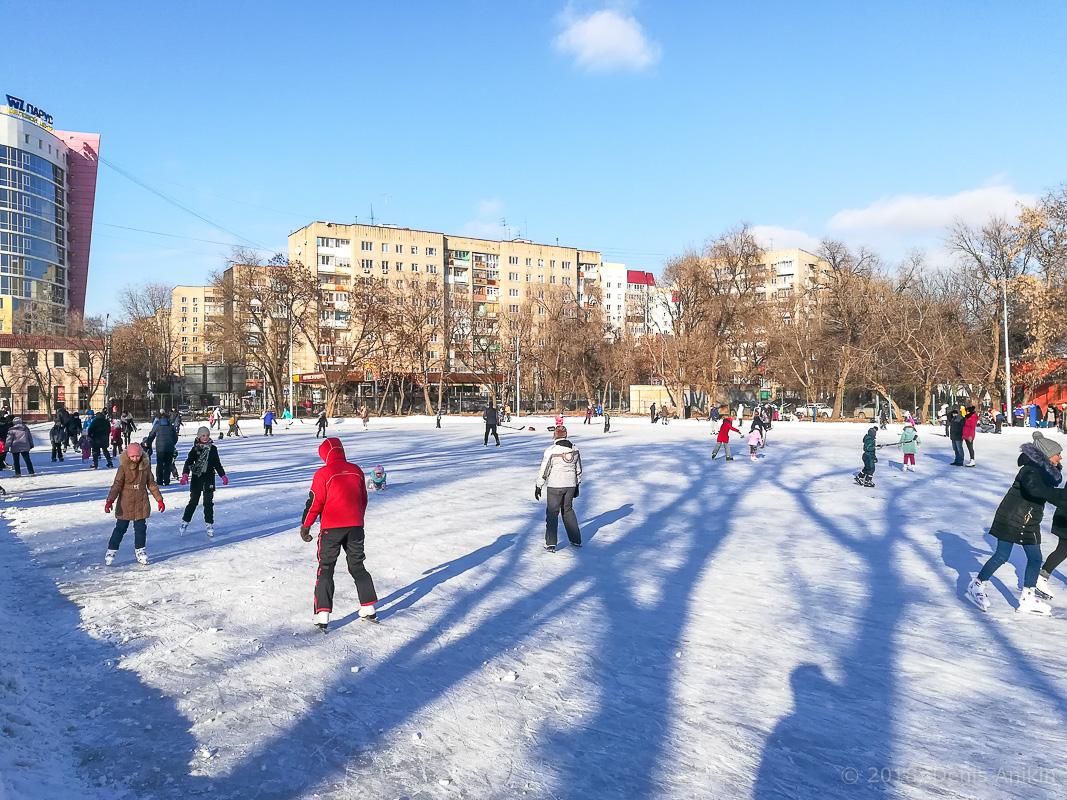 каток детский парк саратов фото 9