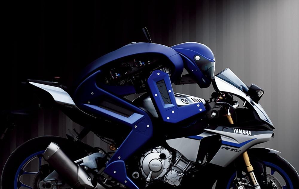 Компания Yamaha патентует торговую марку MOTOROiD