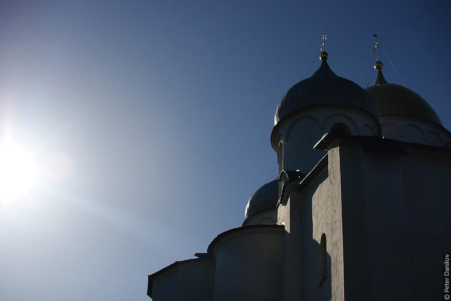 В Новгород, часть 1: Кремль