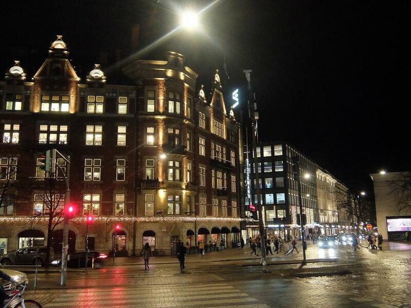 Осенний Хельсинки