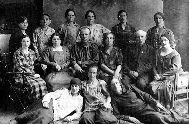 Женская организация Затона.