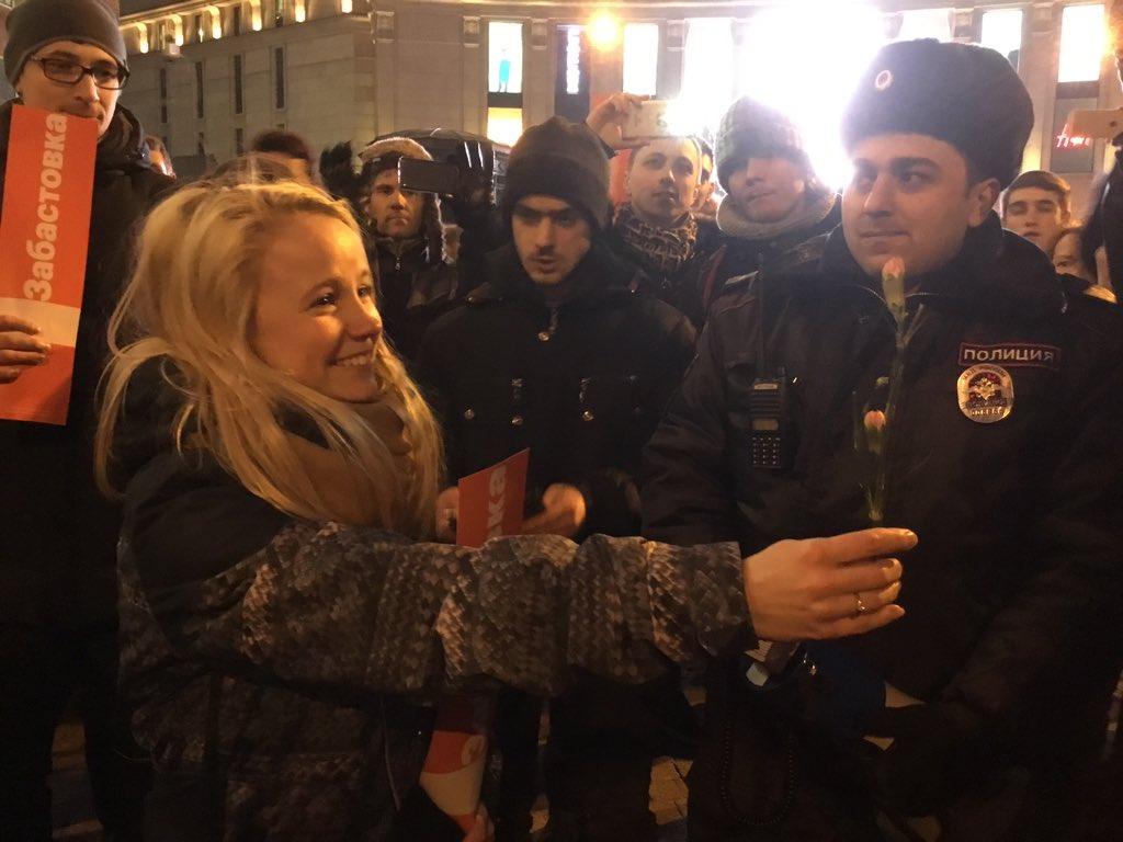 Забастовка Навального 28.01.2018 - 65