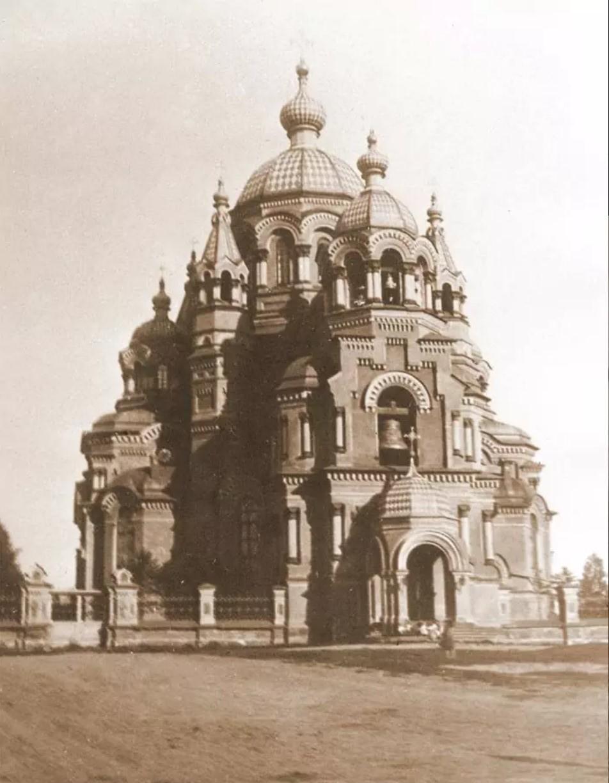 Церковь Иконы Божией Матери Казанская в Ремесленной слободе