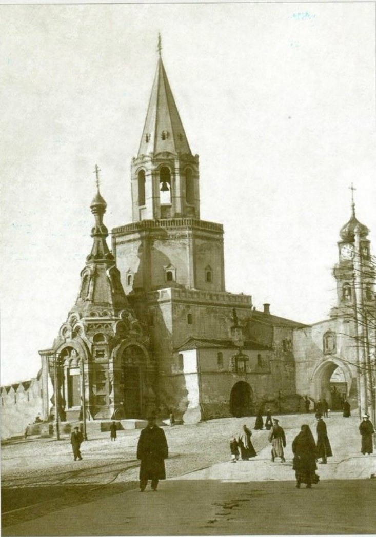 Ивановская площадь