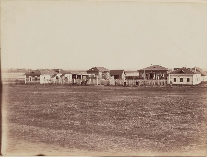 Курган. Крестьянская больница