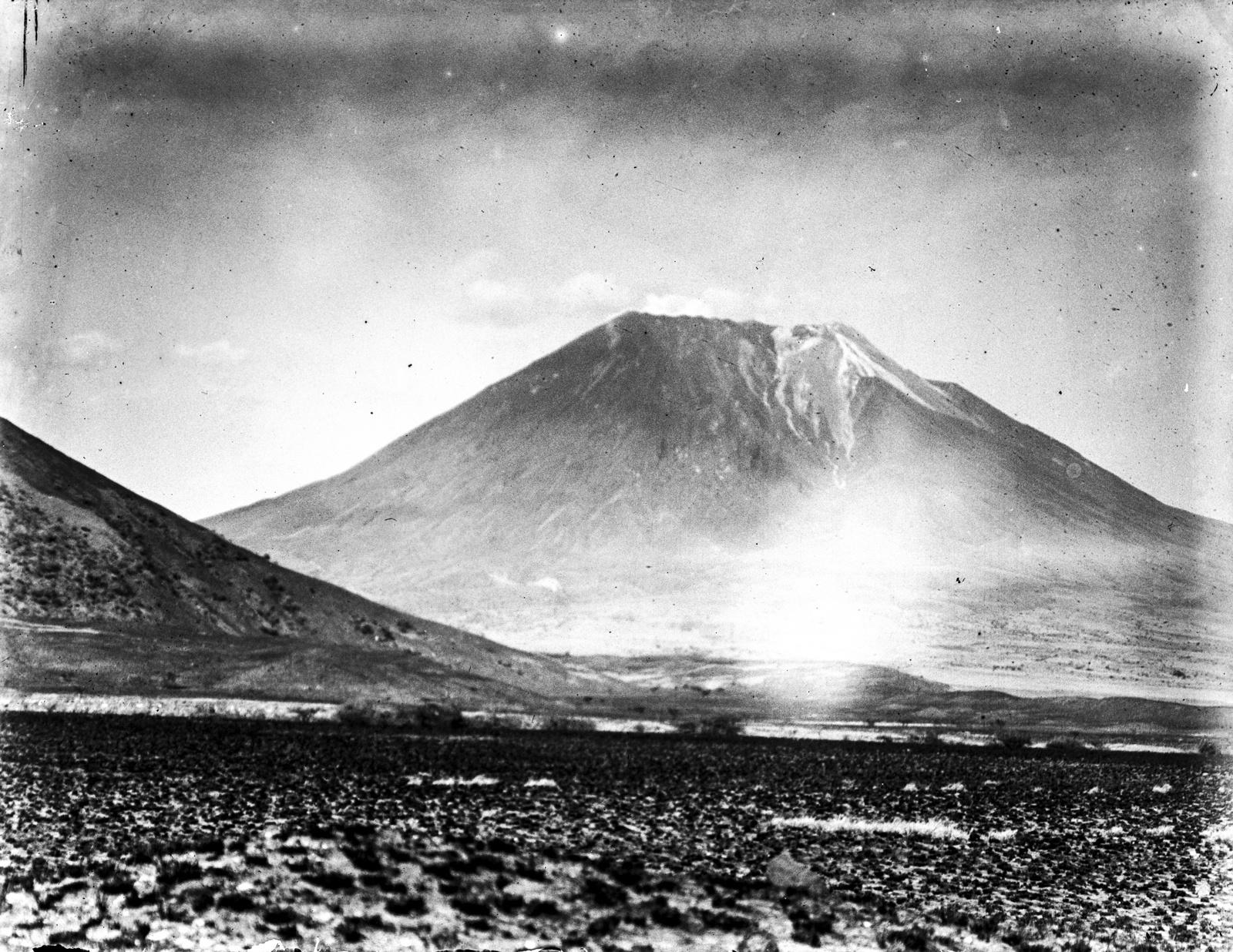 39. Вулкан Ол-Доиньо-Ленгаи