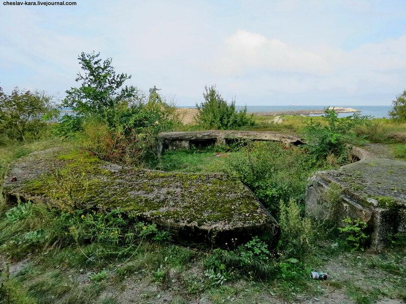 Балтийск, батарея _80.JPG